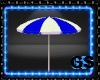 """GS"" BEACH UMBRELLA"