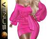 ~V~Cocktail Dress Pink