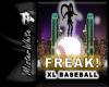 MRW|FREAK!|XL Baseball