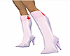 sexy nurse boots