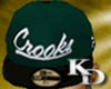 !KD! Crooks Green Fitted