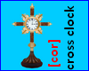 [cor] cross with clock