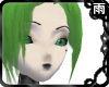 Punk Green Hosoi