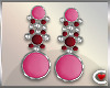 *SC-Pink Sparkle Earring
