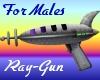 Astro Laser Ray Gun Male