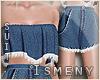 [Is] Summer Crop Denim