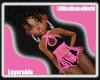 LilMiss Pink Fringe F