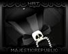 m|r Black Candy Top Hat