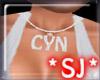 *SJ*Cyn Necklace