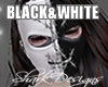 SD BLACK&WHITE MASK