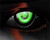 Cyborg eye green