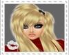 D*envus bloond hair