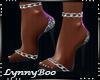 *Danica Purple Heels