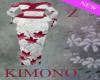Kimono Red Autumn