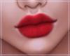 -S- Bright Red Lip Matte
