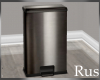 Rus Garbage Can