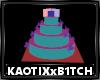 Derivable Wedding Cake