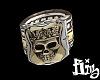 Skull King Ring R