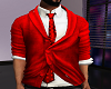 HOT BW SWEATER  RED