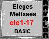 Trigger Song Eleges - Melisses