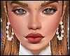BD~Pearl Hoops Earrings