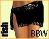 BBW Xina skirt blk