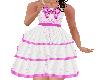 Flat Pink Fancy Dress