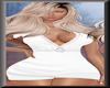 Simply Hot Dress-White