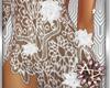 AZ-1292 White Flowers