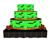 Halloween Dancer's Cake
