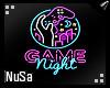 Game Night Neon