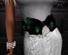 Layerable Bow Belt-Green