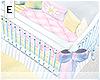 ❤Apart Daisies Crib