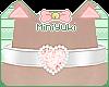 -M- Gem Heart Choker P