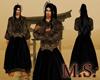 [M.S.] Samurai Hakama 1