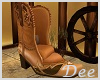 Cowboy Boot Chair