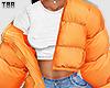 T. Orange Puffer
