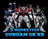 3 Gundam Big Size