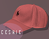 Polo couple hat pink [M]