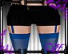Shorts Neon Blue