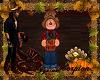 {KAS}Autumn Scarecrow