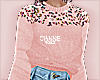 Sequin Jumper pink