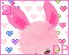 [DP] Pink Bunny Ears