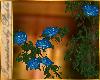 I~Rose Vine*Blue