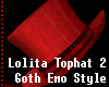 First Lolita Red Tophat2