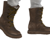 NV Wolf Boots Brown