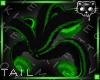 Tail BlackGreen 6a Ⓚ