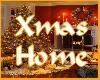 Christmas Home Backdrop