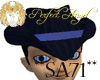 **SA71** Dark Blue Hat