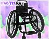 [Rot] Black Wheelchair